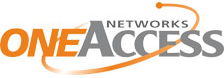 Logo for OneAccess Networks